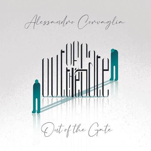 Out of the Gate by CORVAGLIA, ALESSANDRO album cover