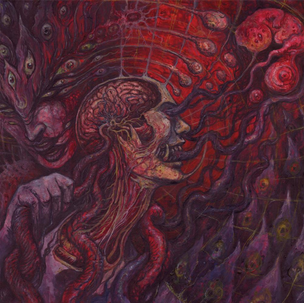 Poison Palinopsia by Qrixkuor album rcover