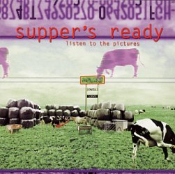 Supper's Ready Listen to the Pictures album cover