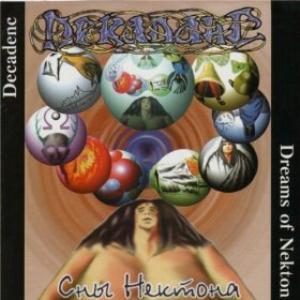 Dreams of Nekton by DECADENCE album cover