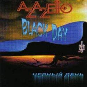 Azazello - Black Day CD (album) cover