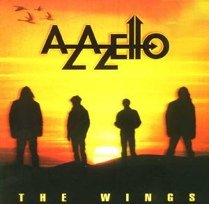 Azazello - The Wings CD (album) cover