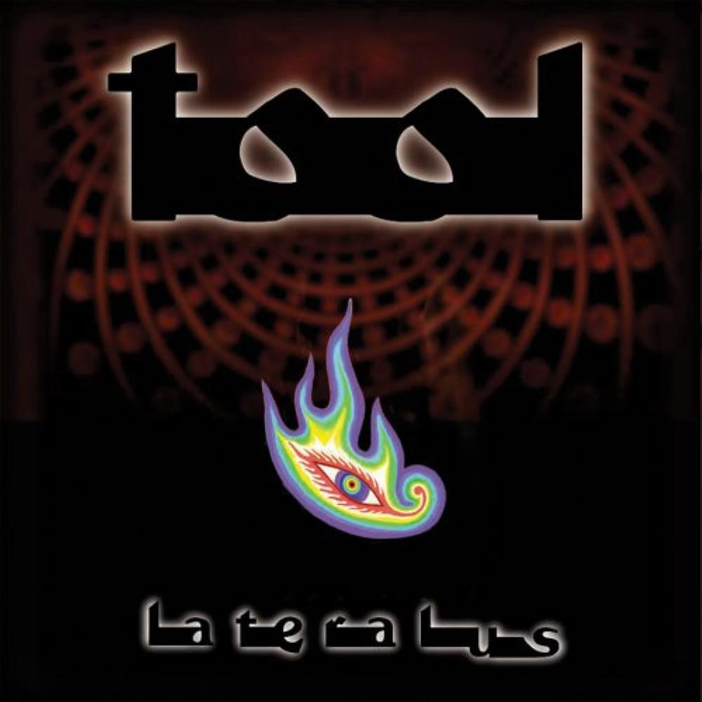 Tool - Lateralus CD (album) cover