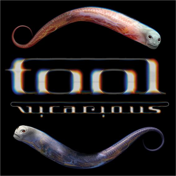 Tool - Vicarious CD (album) cover