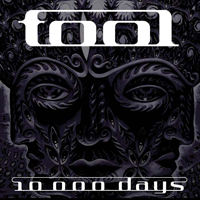 TOOL 10,000 Days progressive rock album and reviews
