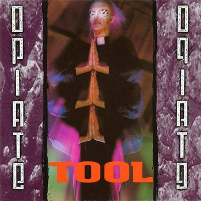Tool - Opiate (EP) CD (album) cover