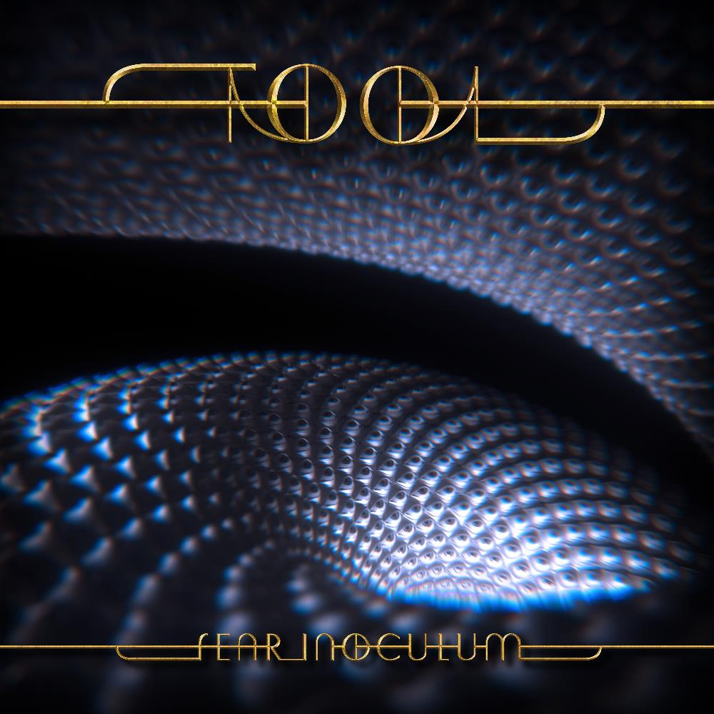 Tool - Fear Inoculum CD (album) cover