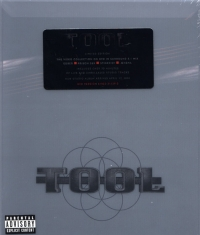 Tool - Salival CD (album) cover