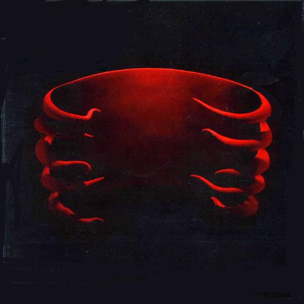 Tool - Undertow CD (album) cover