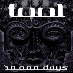Tool - 10,000 Days CD (album) cover