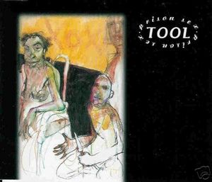 Tool - Prison Sex CD (album) cover