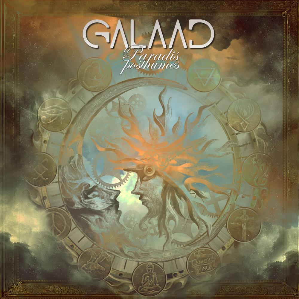 Paradis posthumes by GALAAD album cover