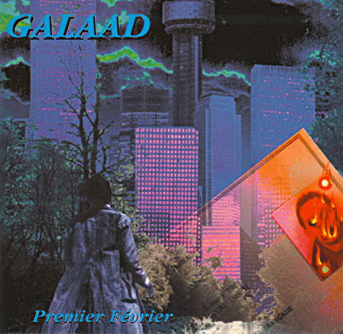 Premier Février by GALAAD album cover