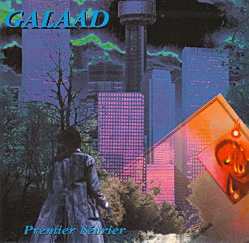 Premier Février by GALAAD album cover