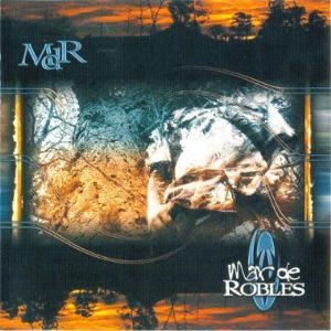 Mar de Robles - Mar de Robles CD (album) cover