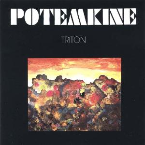 Potemkine - Triton CD (album) cover