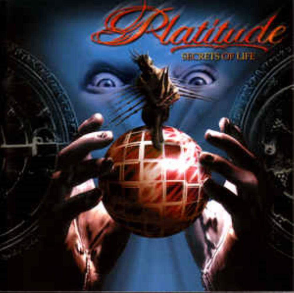 Platitude - Secrets Of Life CD (album) cover