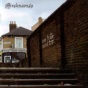 Love Hate Round Trip by AREKNAM�S album cover