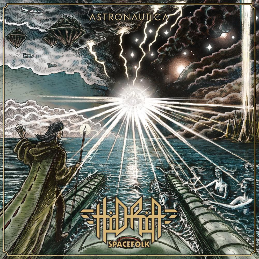 Astronautica by HIDRIA SPACEFOLK album cover