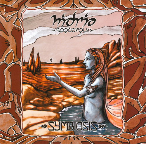 Hidria Spacefolk - Symbiosis CD (album) cover