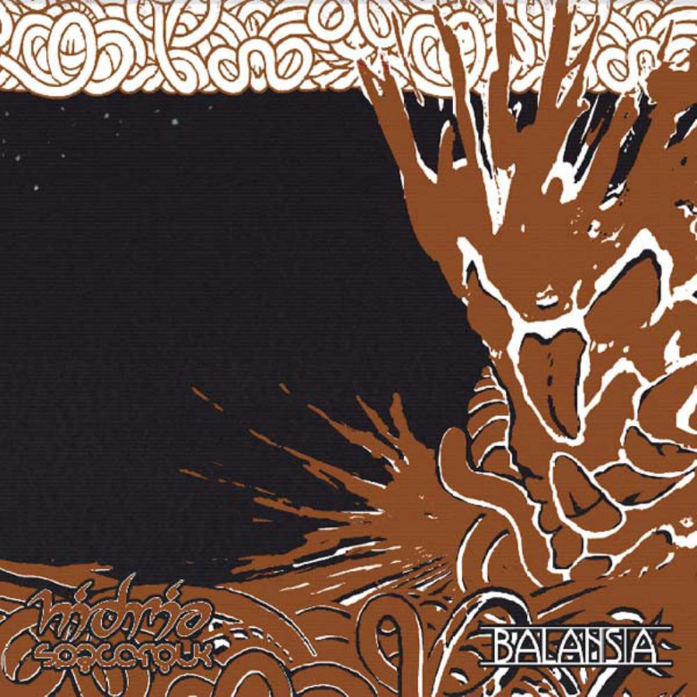 Balansia by HIDRIA SPACEFOLK album cover