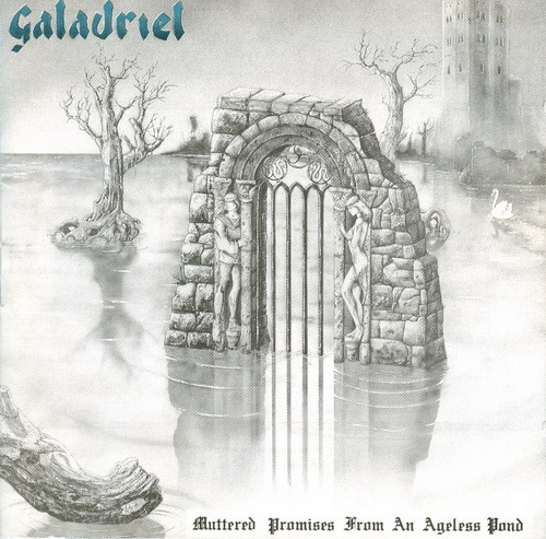 Galadriel - Muttered Promises From An Ageless Pond CD (album) cover