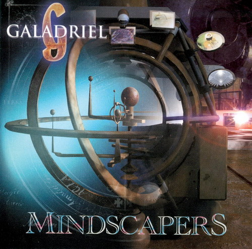 Galadriel Mindscapers album cover