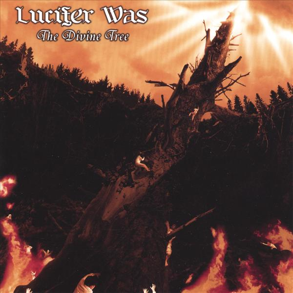 The Divine Tree by LUCIFER WAS album cover