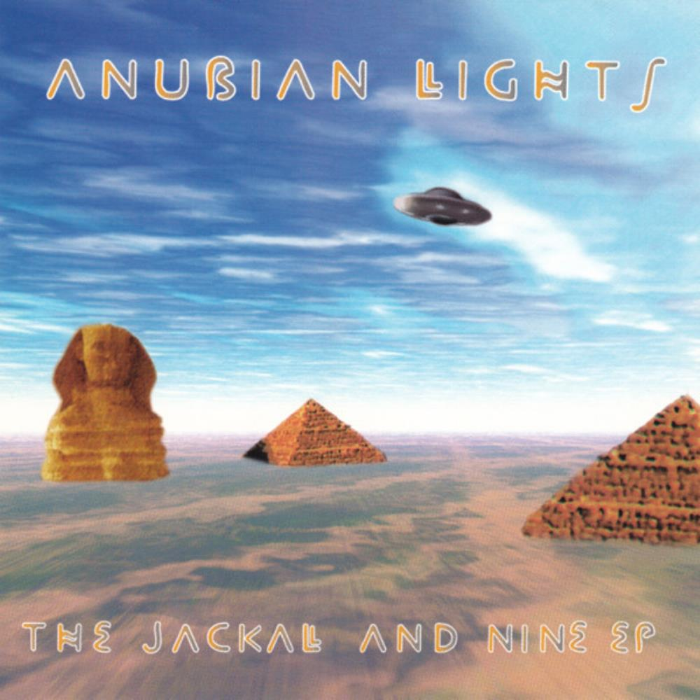 The Jackal and Nine by ANUBIAN LIGHTS album cover
