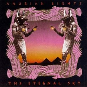 Anubian Lights Eternal Sky album cover