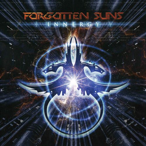 Forgotten Suns Innergy album cover