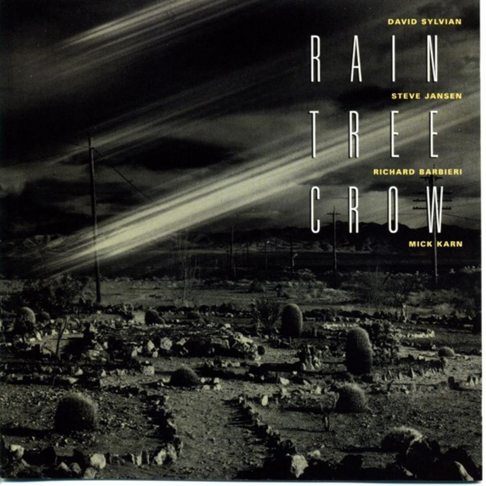 Rain Tree Crow - Rain Tree Crow CD (album) cover