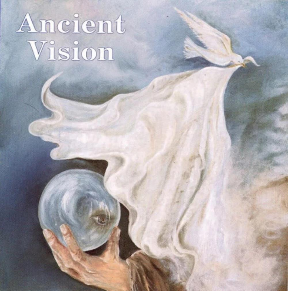 The Vision by ANCIENT VISION album cover