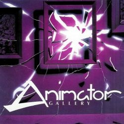 Animator - Gallery CD (album) cover