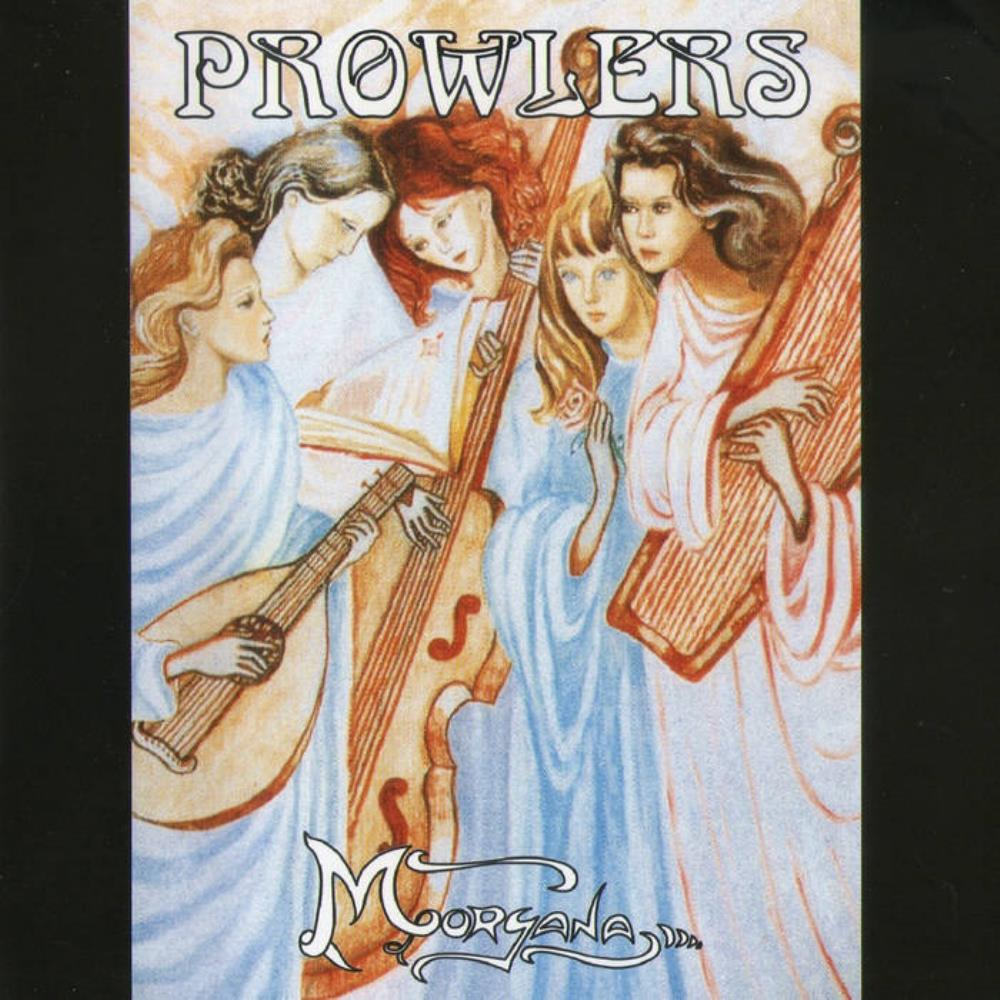 Morgana by PROWLERS album cover