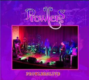 Prowlers ProwlersLive album cover