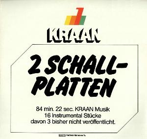 Kraan - 2 Schallplatten CD (album) cover