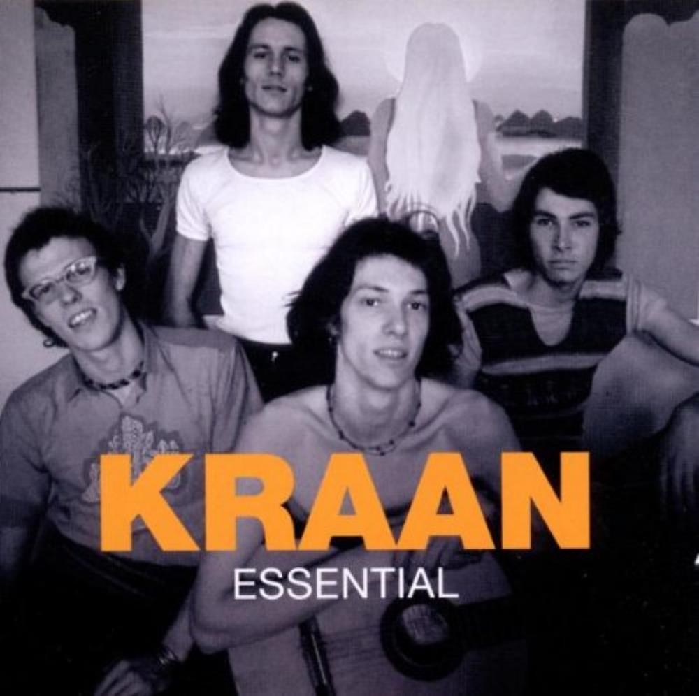 Kraan - Essential CD (album) cover