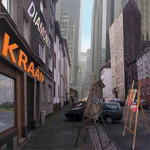 Diamonds by KRAAN album cover