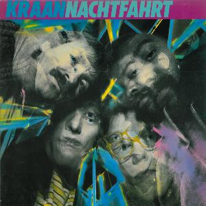 Nachtfahrt by KRAAN album cover