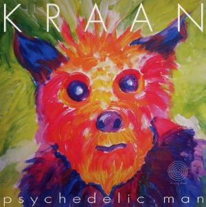 Kraan - Psychedelic Man CD (album) cover
