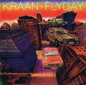 Kraan - Flyday  CD (album) cover