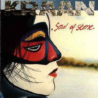 Kraan - Soul Of Stone  CD (album) cover