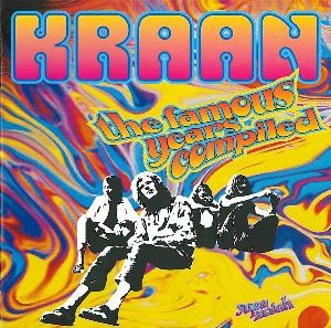 Kraan The Famous Years compiled album cover
