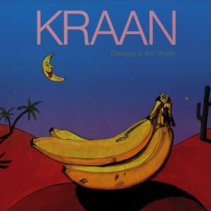 Kraan Dancing In The Shade album cover