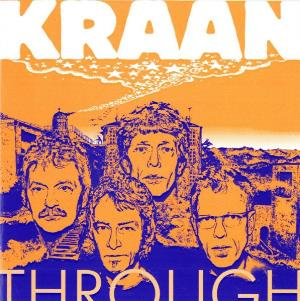 Kraan Through  album cover