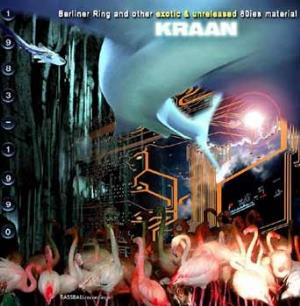 Kraan - Berliner Ring CD (album) cover