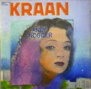 Kraan - Andy Nogger  CD (album) cover