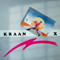 Kraan X album cover