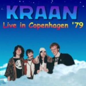 Kraan - Live in Copenhagen '79 CD (album) cover